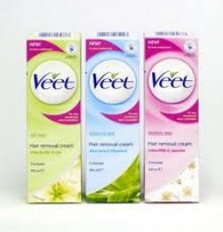 Veet Hair Removal Cream - A brief Overview