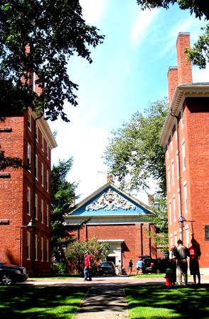 Holden Chapel, Harvard University