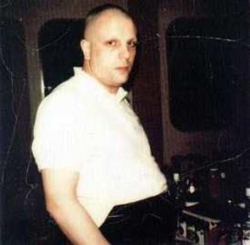 Syd Barrett visiting Abbey Road Studios in 1975