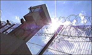 Maze Prison Watchtower
