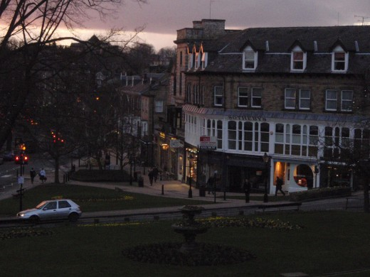 Pretty at Harrogate