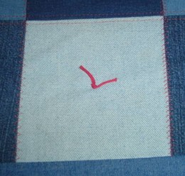 Denim Quilt Patterns - Make This Simple Quilt From
