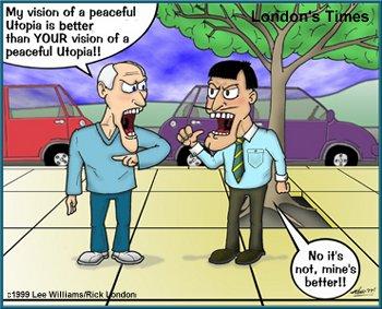 Utopia - Yours or Mine?