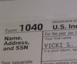 Use Form 1040 if you itemize deductions.