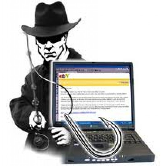 Internet Phishing Scam