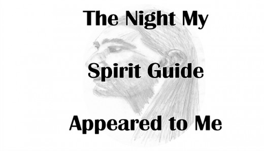 The Night My Spirit Guide Appeared to Me