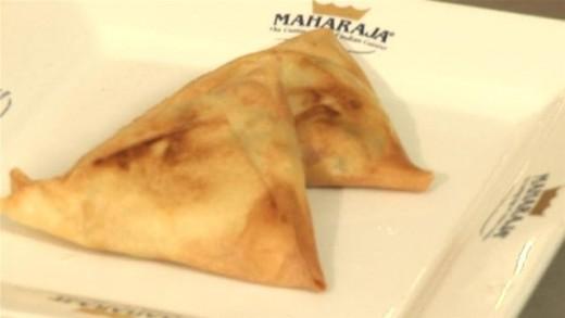 Samosa Indian Snack
