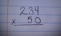 How to do Partial Products Multiplication