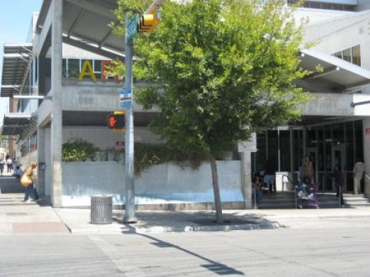 The Front Steps Homeless Shelter in Austin, Texas