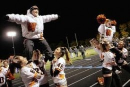 Playing on a football team and cheer leading does not mean you are any better than another child