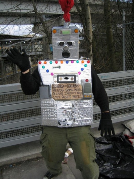 A robo hobo