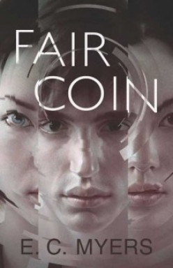 Book Review - FAIR COIN by E.C. Myers