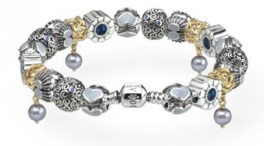 Pandora bracelet design ideas