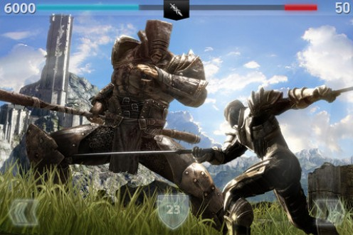 Infinity Blade 2: A Must-Have iPad 3 HD Game