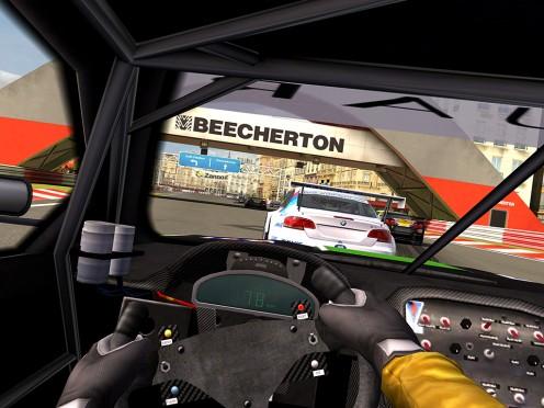 Real Racing 2 HD for iPad 3