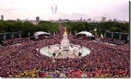 Large crowds have higher security risks.