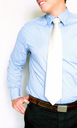 Take a look around. Is everyone dressing sharply in your office? Then you should too.