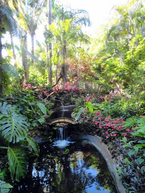Waterfalls in Sunken Gardens, Saint Petersburg