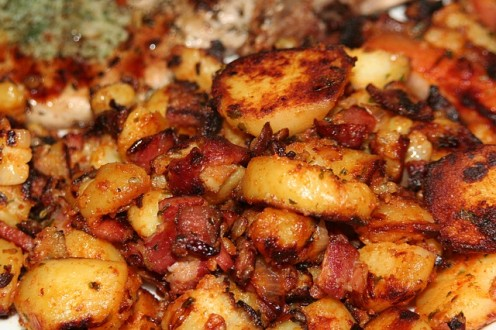 Homemade Potato Hash Browns (Home Fries) Recipes