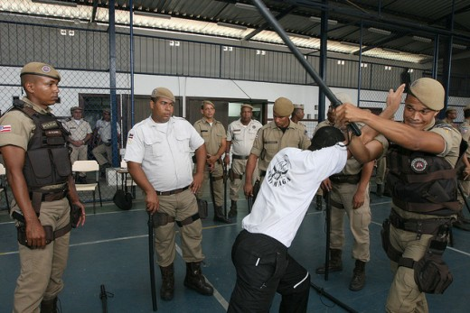 Krav Maga Training for Military Forces