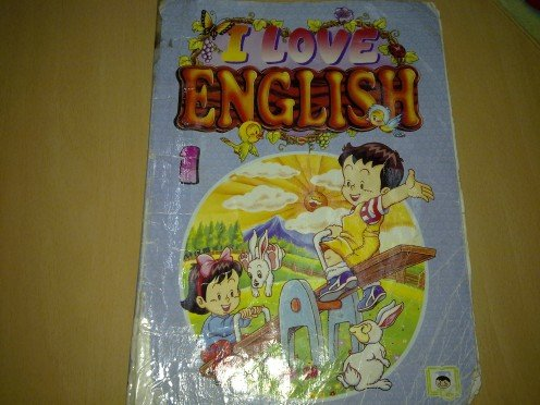 First English Book