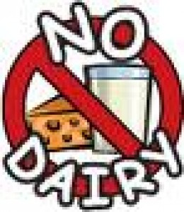 pic of no dairy symbol