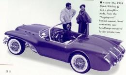 1954 Wildcat Ad