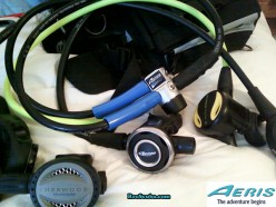 Aeris AT400 Pro regulator review and features