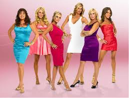 An example of the 'Real Housewives'; although, they doesn't look too much like members in my mom's group!
