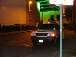 Taxi Long Hauling From the Airport in Las Vegas