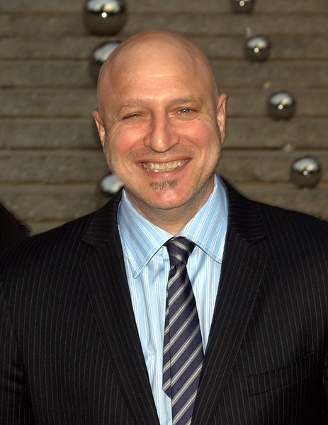 Tom Colicchio- a judge on Top Chef. Source: David Shankbone, Wikimedia Commons, CC BY 2.0.
