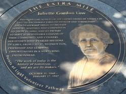 """Juliette Magill Kinzie Gordon (1867 - 1927) from Savannah, Georgia was known as """"Daisy. """""""