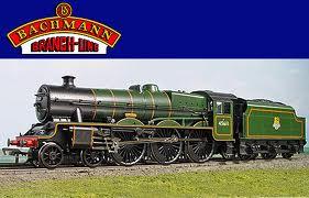 Bachmann LMS 'Jubilee' Class 4-6-0