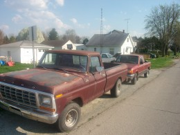 The Old Ford