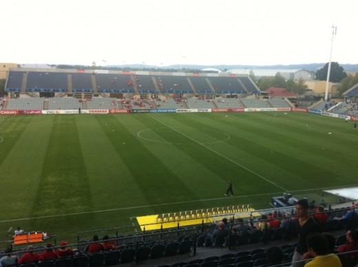 Hindmarsh Stadium, Adelaide