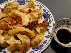 Peking Pan-fried Dumplings (Potstickers)