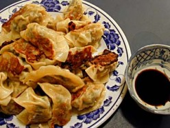 Potstickers with Dipping Sauce