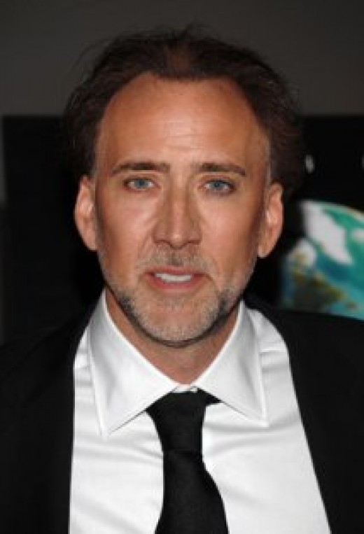 Nicholas Cage, talened actor or product of nepotism?