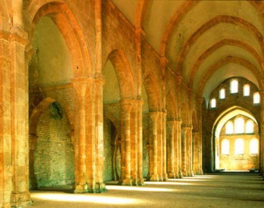 Abbey Church at Fontenay