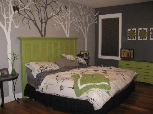 green and grey bedroom. Mint Green Gray  Bedrooms Ideas The Romantic Bedroom Colin Justin