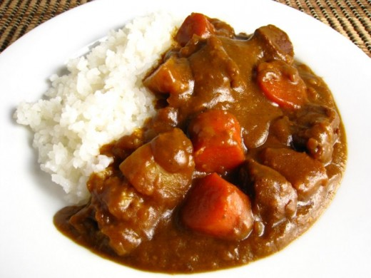 My from Scratch Japanese wet Curry