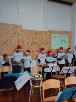 Of course, there will be a few Children's Christmas concerts!