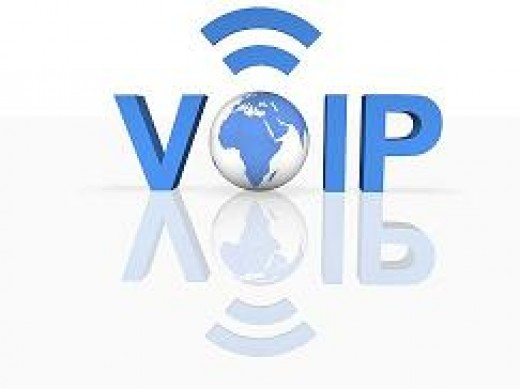 Click to call using VoIP