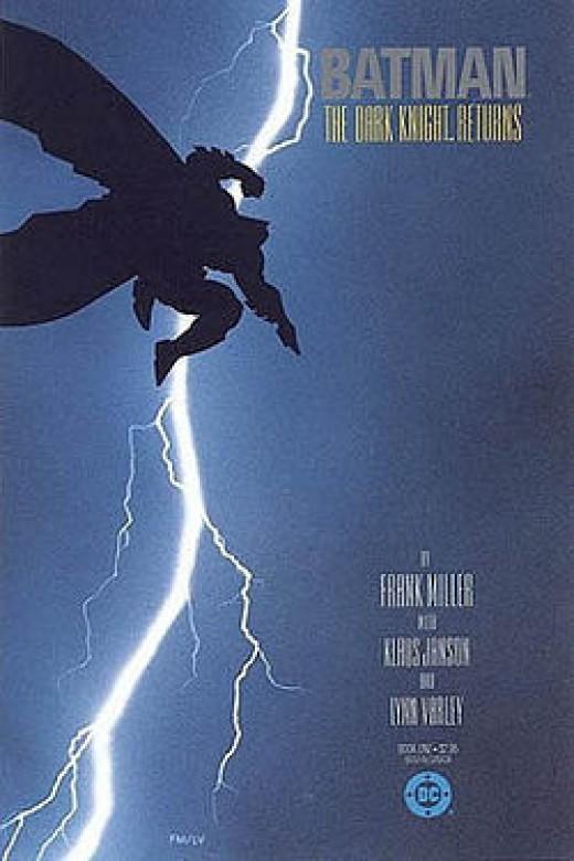 Miller's 1984 Classic, The Dark Knight Returns