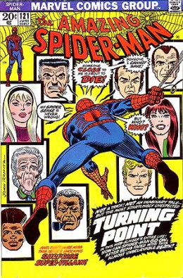 Amazing Spider-man #121