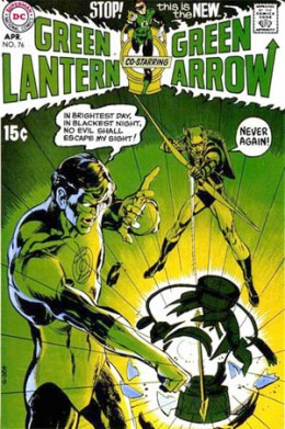 Green Lantern/Green Arrow, O'Neil and Adams