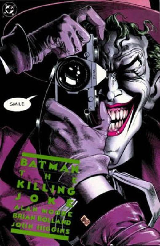 The Killing Joke by Alan Moore