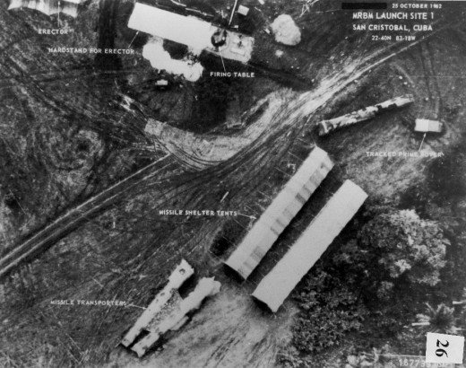 U-2 View of Missile Site