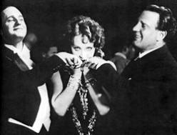Tauber with Marlene Dietrich