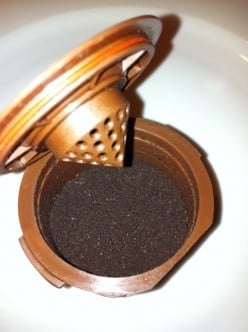 Use an EkoBrew instead of K-Cups to save money with a Keurig and make good coffee